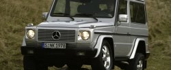koło dwumasowe do Mercedes-Benz G 270