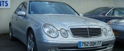 koło dwumasowe do Mercedes-Benz E 400