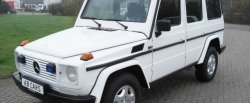 koło dwumasowe do Mercedes-Benz G 320