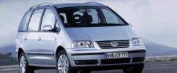 koło dwumasowe do Volkswagen Sharan