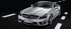 koło dwumasowe do Mercedes-Benz SLS 63 AMG