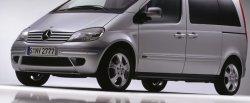 koło dwumasowe do Mercedes-Benz Vaneo