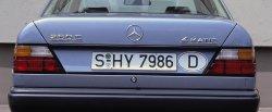 koło dwumasowe do Mercedes-Benz S 260