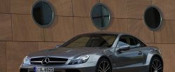 koło dwumasowe do Mercedes-Benz SL 65 AMG
