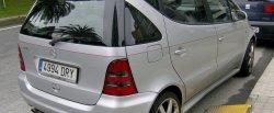 koło dwumasowe do Mercedes-Benz A 210