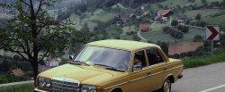 koło dwumasowe do Mercedes-Benz 280