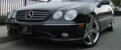 koło dwumasowe do Mercedes-Benz CL 600