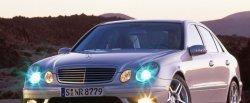 koło dwumasowe do Mercedes-Benz E 240