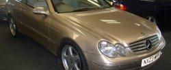 koło dwumasowe do Mercedes-Benz CLK 270