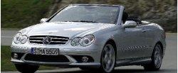 koło dwumasowe do Mercedes-Benz CLK 320