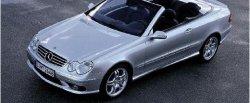 koło dwumasowe do Mercedes-Benz CLK 280