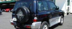 koło dwumasowe do Mitsubishi Galloper