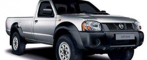 koło dwumasowe do Nissan NP300 Pickup