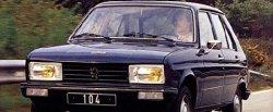 koło dwumasowe do Peugeot 104