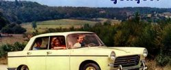 koło dwumasowe do Peugeot 404