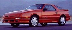koło dwumasowe do Dodge Daytona