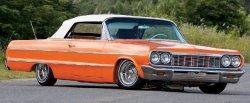 koło dwumasowe do Chevrolet Impala
