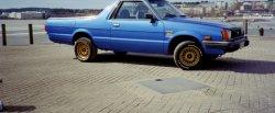 koło dwumasowe do Subaru 1800 Coupe