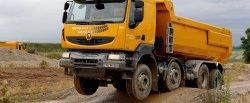 koło dwumasowe do Renault Kerax