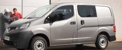 koło dwumasowe do Nissan NV200