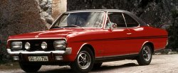 koło dwumasowe do Opel Commodore
