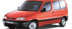 koło dwumasowe do Peugeot Partner