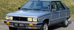 koło dwumasowe do Renault 11
