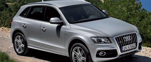 koło dwumasowe do Audi Q5