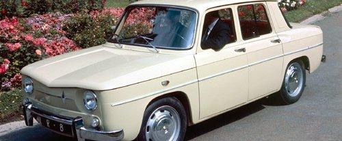 koło dwumasowe do Renault 8
