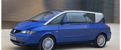 koło dwumasowe do Renault Avantime