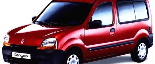 koło dwumasowe do Renault Kangoo