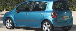 koło dwumasowe do Renault Modus