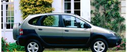 koło dwumasowe do Renault Scenic RX4