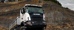 koło dwumasowe do Scania Seria G