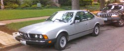 koło dwumasowe do BMW 633