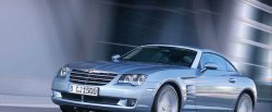 koło dwumasowe do Chrysler Crossfire