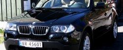 koło dwumasowe do BMW X3