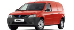 koło dwumasowe do Dacia Logan Van
