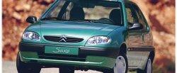 koło dwumasowe do Citroën Saxo