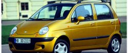 koło dwumasowe do Daewoo Matiz