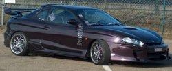 koło dwumasowe do Hyundai S-Coupe
