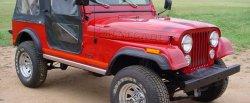 koło dwumasowe do Jeep CJ