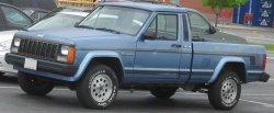 koło dwumasowe do Jeep Comanche