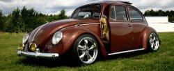 koło dwumasowe do Volkswagen Garbus