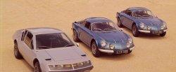 koło dwumasowe do Renault Alpine V6
