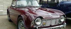 koło dwumasowe do Triumph TR4